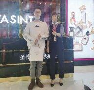 热烈祝贺涪陵王先生与圣悦诗国际达成战略合作伙伴